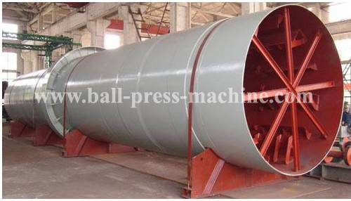 Hot selling rotary dryer Saw dust drying machine