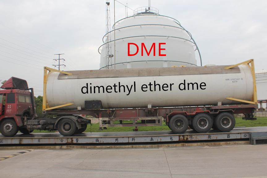 Dimethyl ether dme aerosol