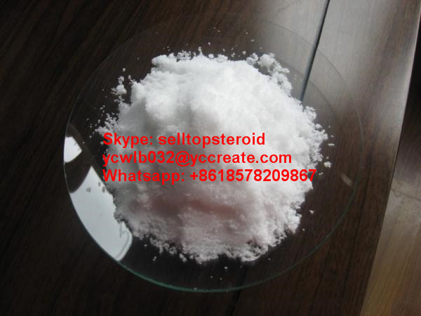 Testosterone Cypionate Raw Steroid Powder Cyp Test C for Muscle Strength Gain