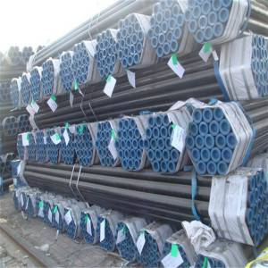 St52 cold drawn seamless steel tubing