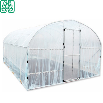 China Single Layer and Film Cover Material Customized Greenhouse
