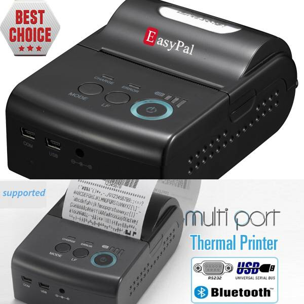 2inch mobile printer for vehicle