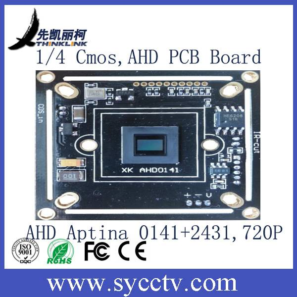 Thinklink AHD Aptina 0141 CCD Board Camera