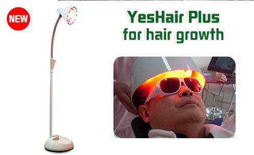 YesHair Plus for Hair Growth- solves hair problems from the cause - hair follicle