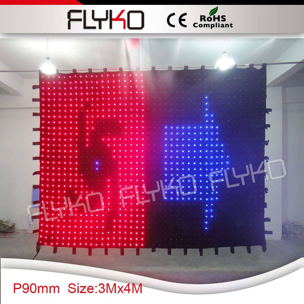 P9 portable led stage backdrop