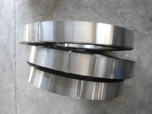 harden and tempered steel strip