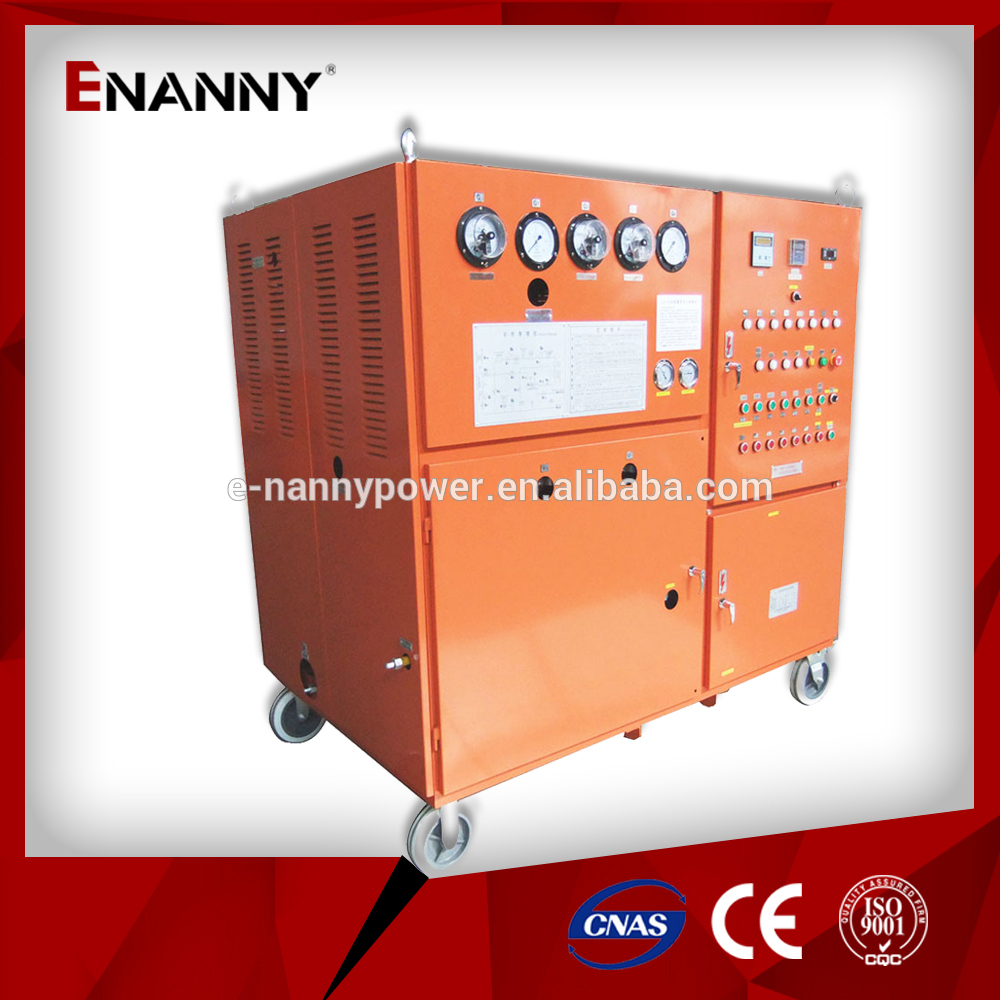 DBQH-60 PLC SF6 Gas Recovery and Refilling System