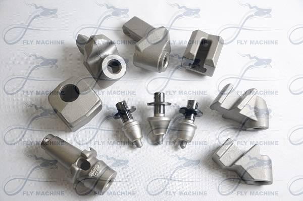 kennametal & wirtgen round shank wear parts