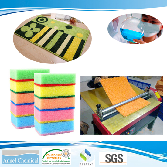 Solvent-Free Adhesive Glue NEL-100 for laminating cleaning ball, carpet, car seats, sourcing pad,