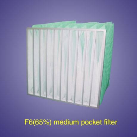 F6 Pocket Filter
