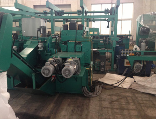 Bar peeling machine China Manufacturer