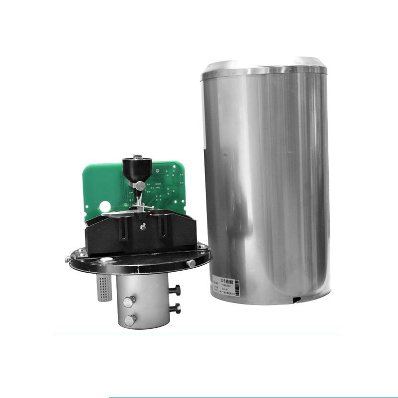 0.1mm digital tipping rain gauge sensor wireless