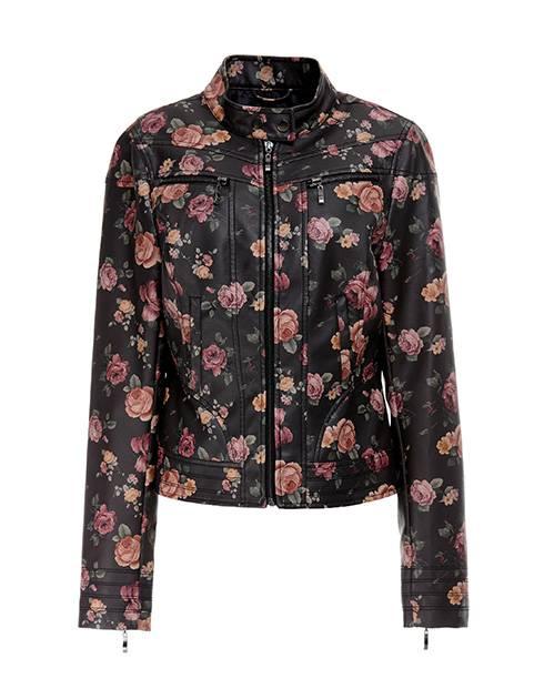 ladies' oem pu jackets supplier