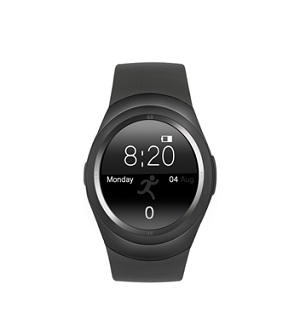 2017 fashionable bluetooth smart watch with calling, Pedometer, Sleeping monitor