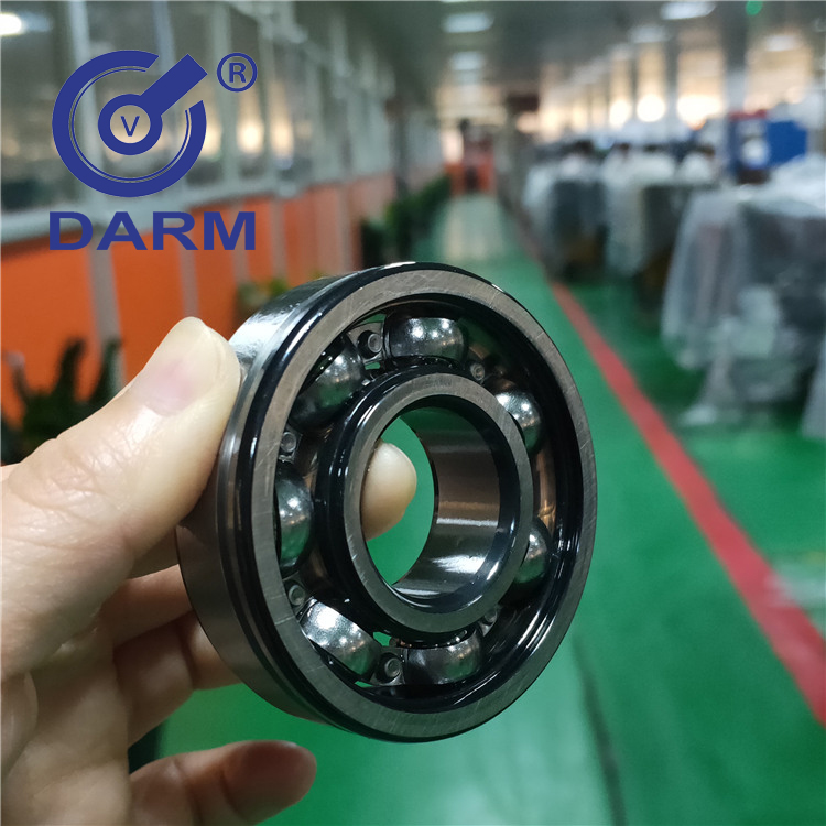 High Precision Deep Groove Ball Bearings 6305N For Fire Fighting Pumps