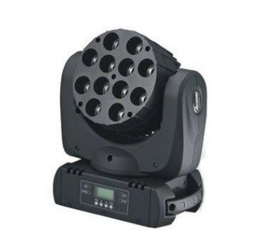 12×10w 4in1 RGBW Led Moving Head Beam Light