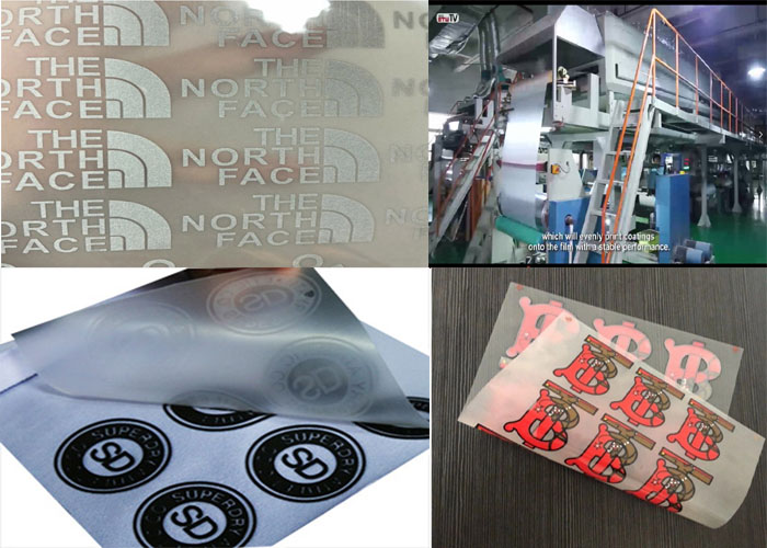 Cheapest Hot/Cold Peel Glossy/Matte Transparent Heat Transfer Film for Screen Printing Machines