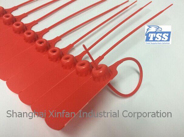 Pull-tite Sack Seal Bag Tie Plastic Seal 200mm Model No.TSS-RTPS200 (XFseal)
