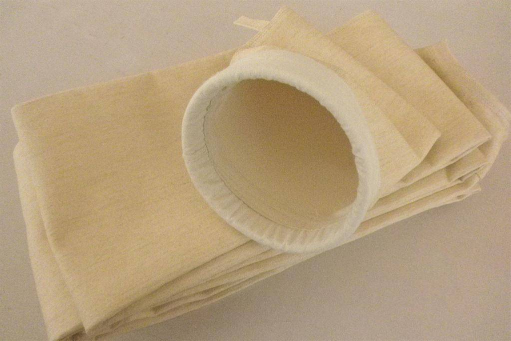 JiangSu AoKai Aramid Nomex filter bag for dust filter
