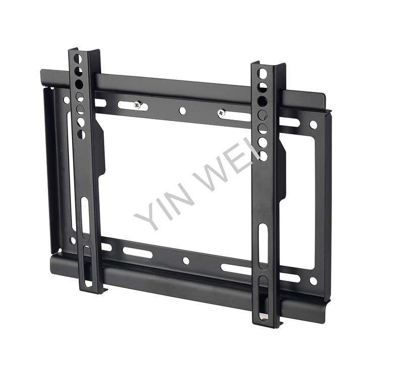 Flat panel Fixed TV wall mount for most 10-42 inch LED, LCD and Plasma TV