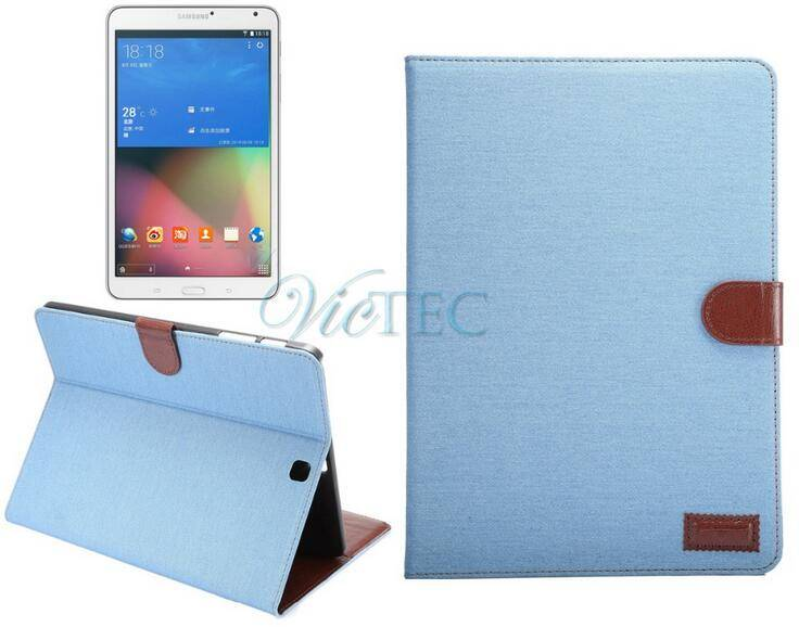 PU leather 8 inch tablet case for Samsung Galaxy Tab S2 T710