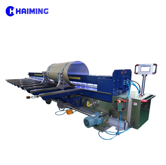 Hot selling top quality haming PP tank welding machinery