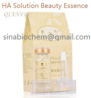 High Quality Hyaluronic Acid Solution, Hyaluronan Solution ,HA Solution,Elastic