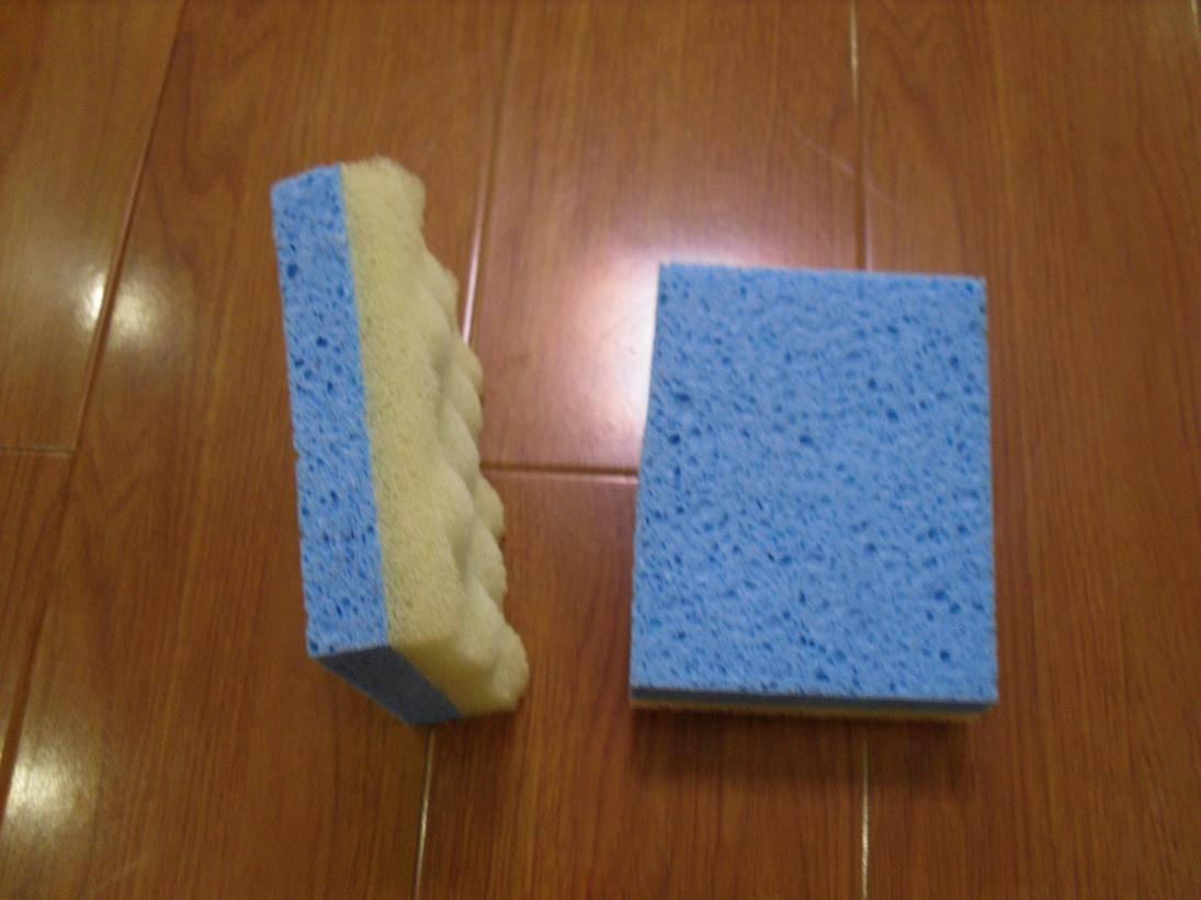 cellulose sponge pad