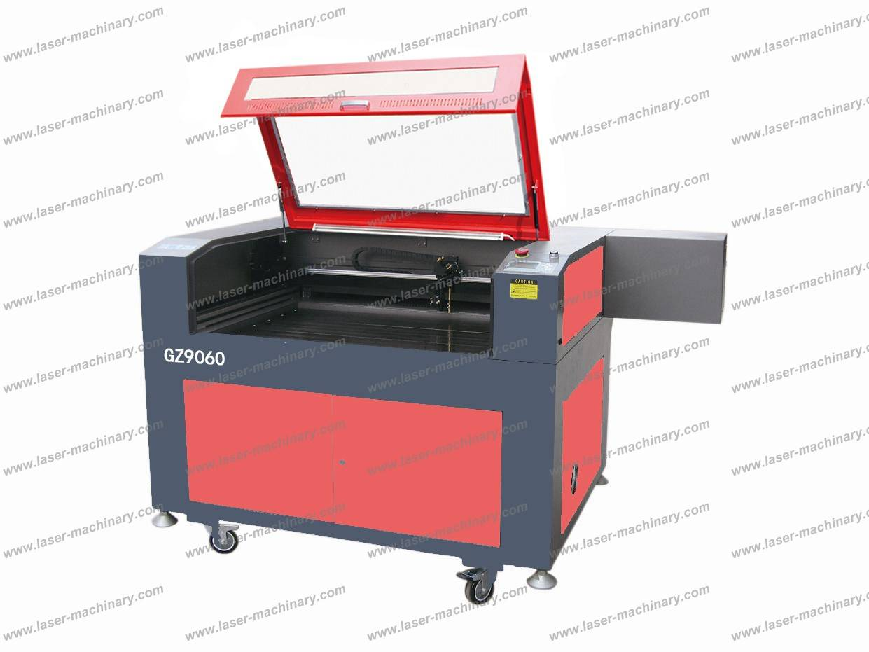 GZ9060 CO2 Laser Engraving & Cutting Machine from Guanzhi Industry Co., Ltd