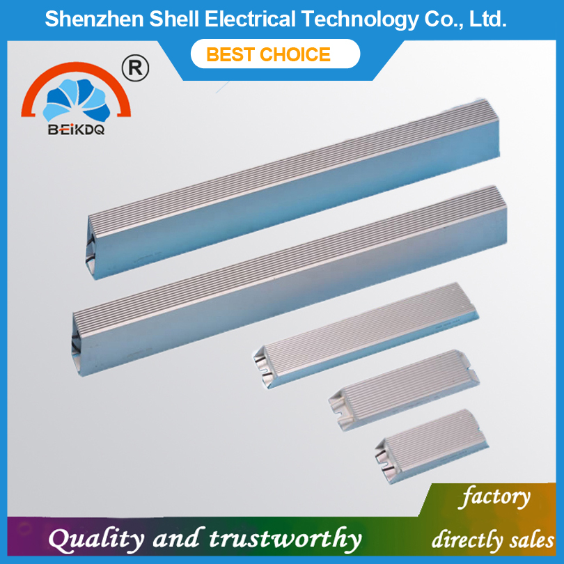 Hot sale high quality braking aluminum shell resistor power 1.5KW parallelable customizable