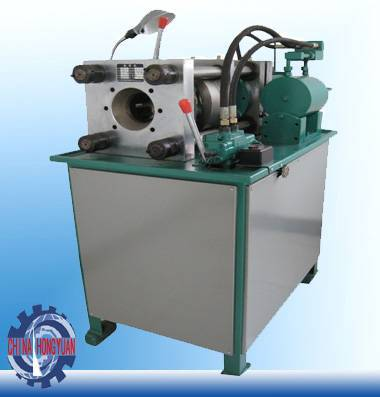 High-pressure crimping machine