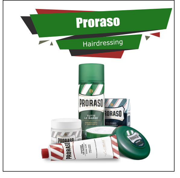Proraso Professional Hair Care Cosmetics
