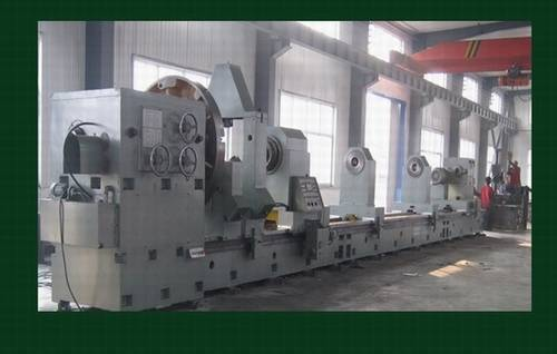 TSQ 2180  CNC deep hole boring machine