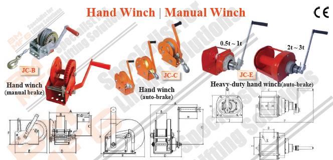 Hand Winch