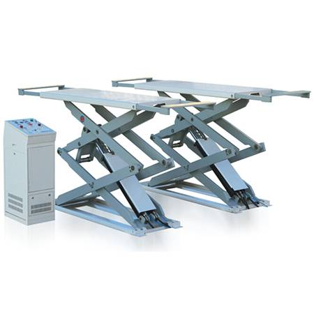 Surface mounted full rise car lifts for sale CE