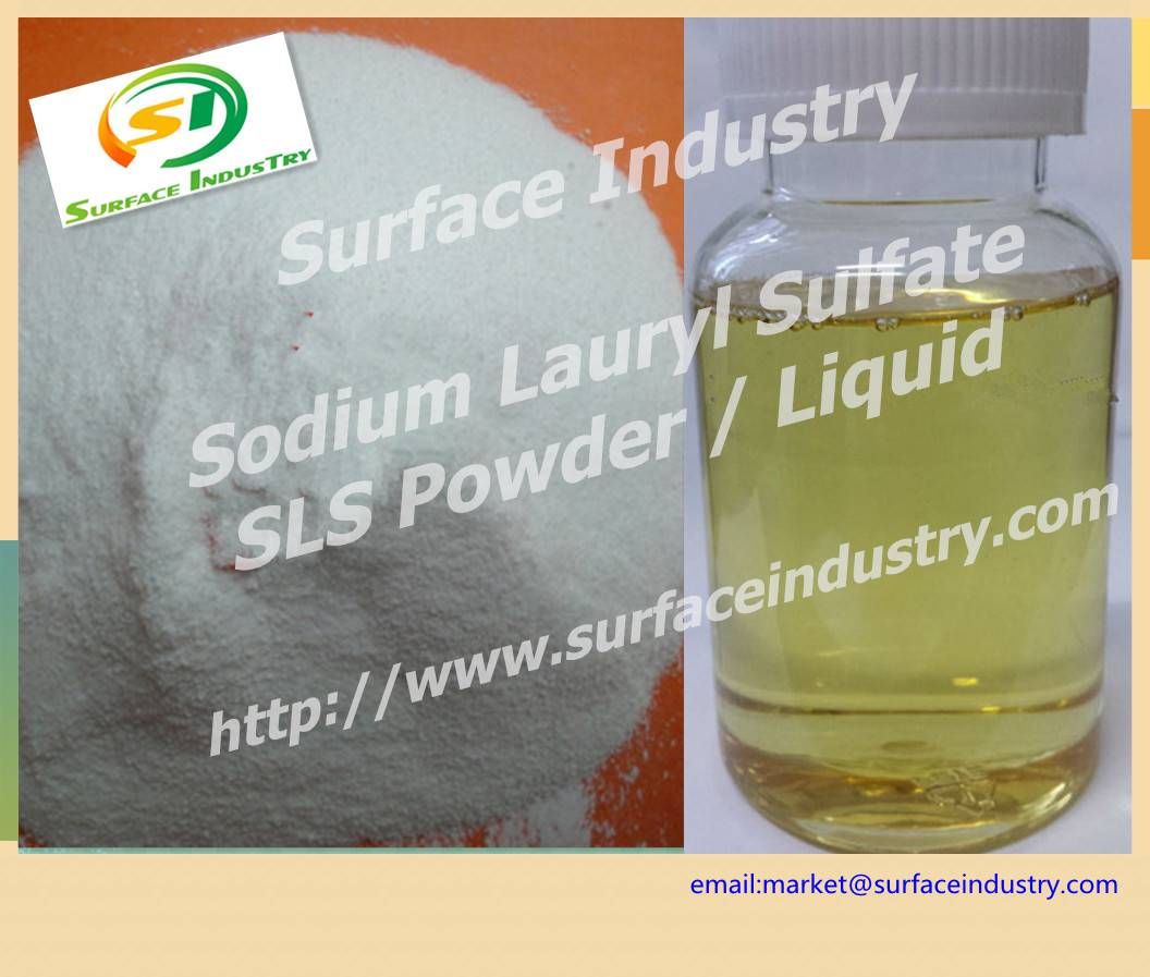 Sodium Dodecyl Sulfate,SLS 92,93,95 and 28