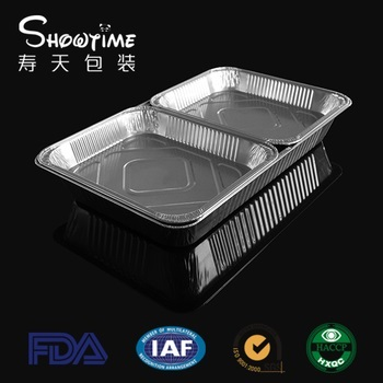 aluminum foil container/ half size steam table pan