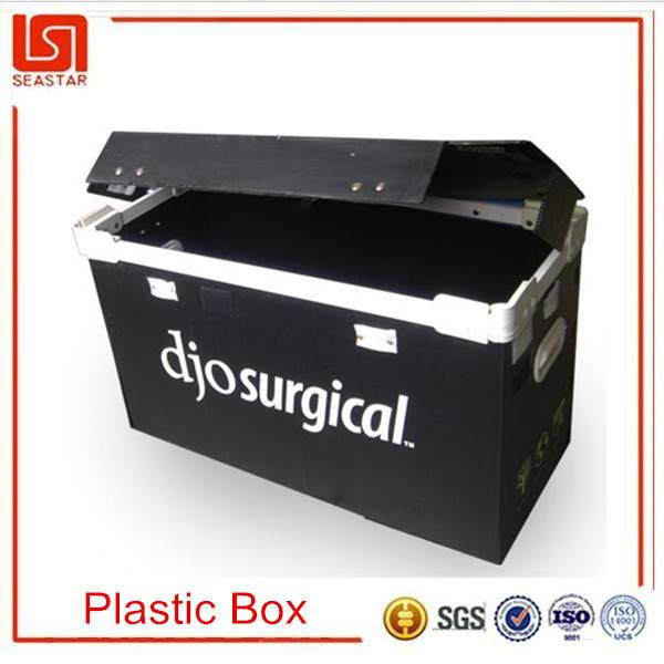New product China supplier cheapest quality custom recyclable ESD pcb storage box