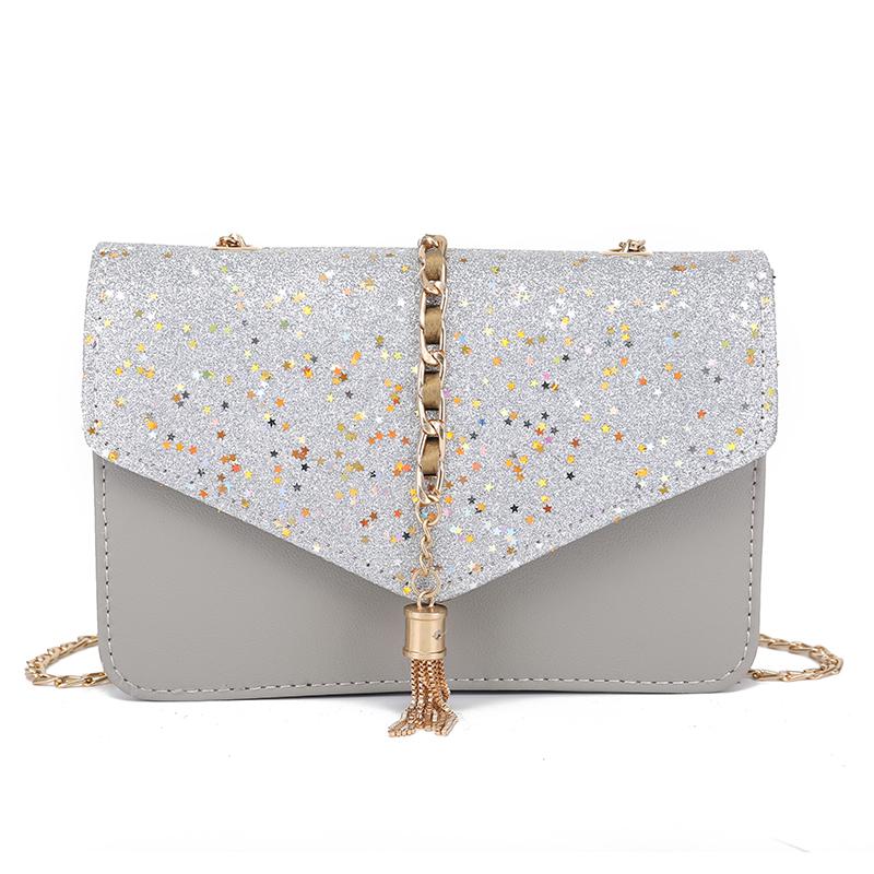 Baigou Factory Fashion Style PU Shoulder Bag