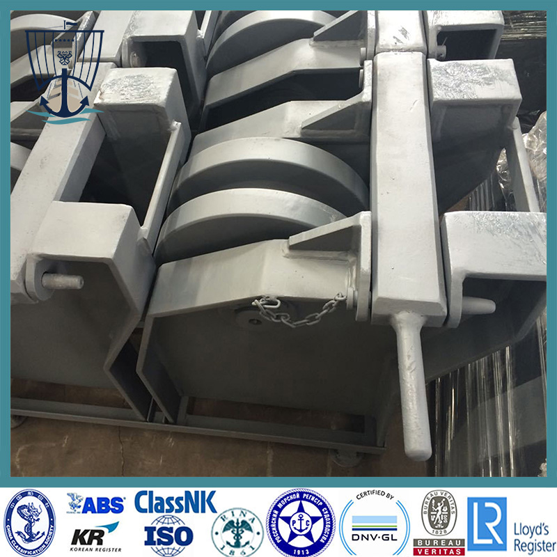 Roller Type Chain Stopper for Ship