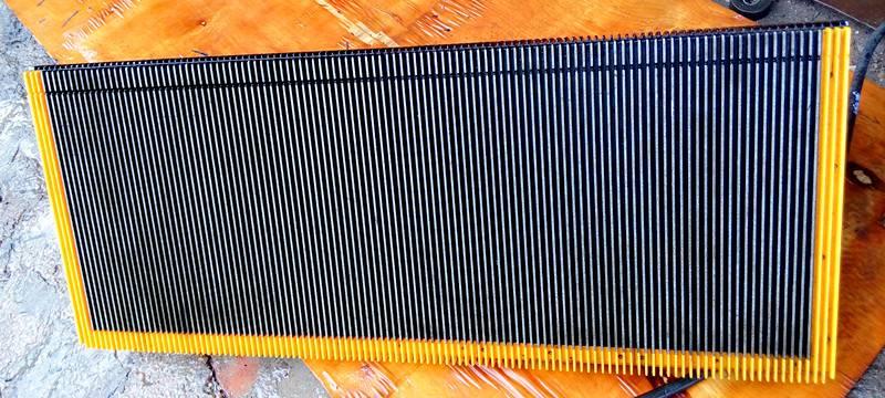 SOOLIM escalator aluminum step (soolim-elevator)