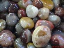 High Polished pebbles and Agates