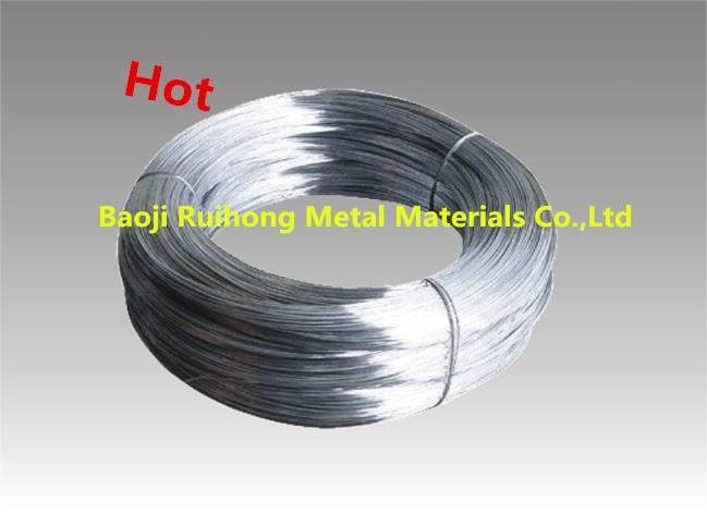 Gr5 Titanium Wire