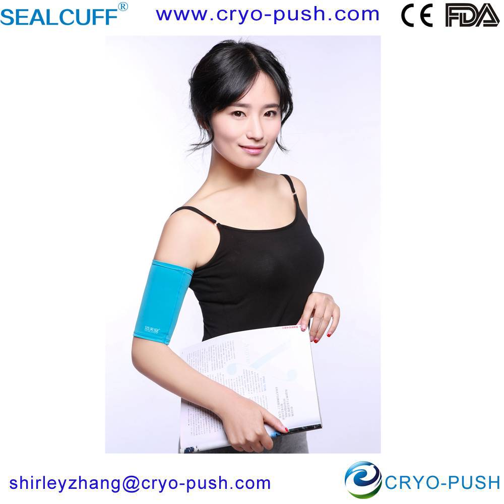 SEALCUFF healthcare product waterproof cast protector & cover bandage for HAND with waterproof surge