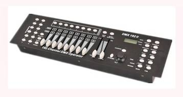 192ch DMX controller (with joystick) AMT-8005