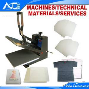 15x15 Sublimation Heat Press Transfer 3 Year Warranty