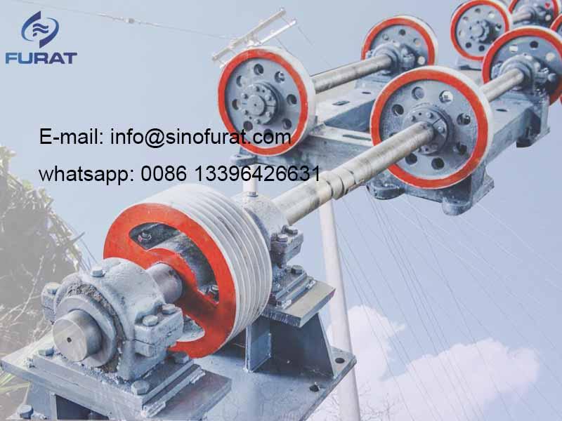 the lastest customized low speed centrifuge spun pile machine