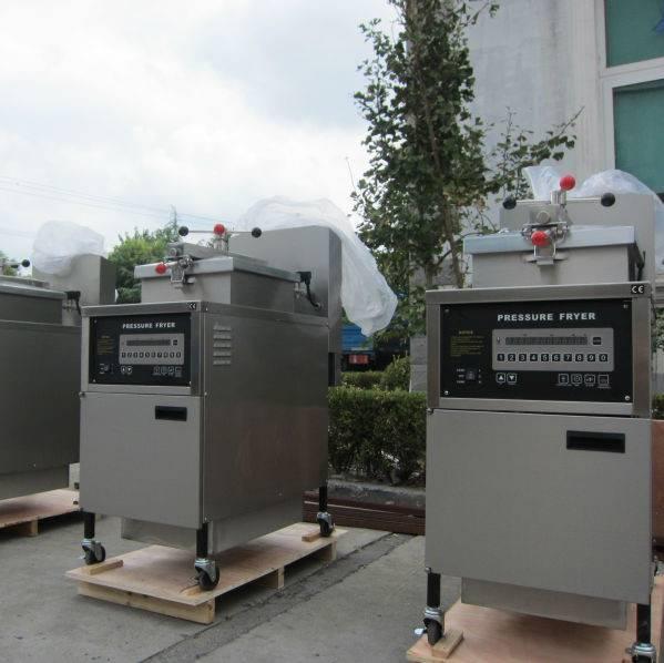 kfc frying machine, kfc chicken pressure fryer,deep frying machine(CE , Manufacturer)