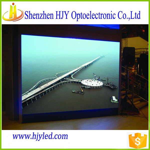 Outdoor full color P6 Smd LED Screen Display Price