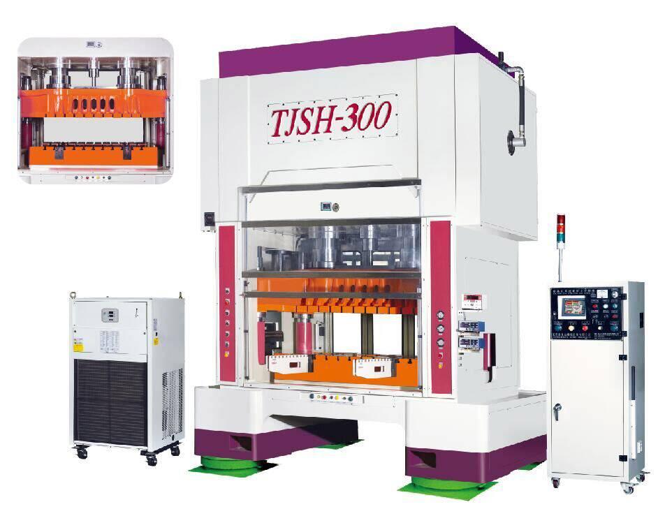 TJS H type 300T High Speed Punching Machine